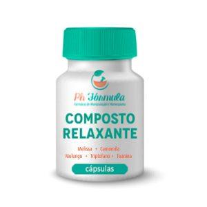 COMPOSTO RELAXANTE