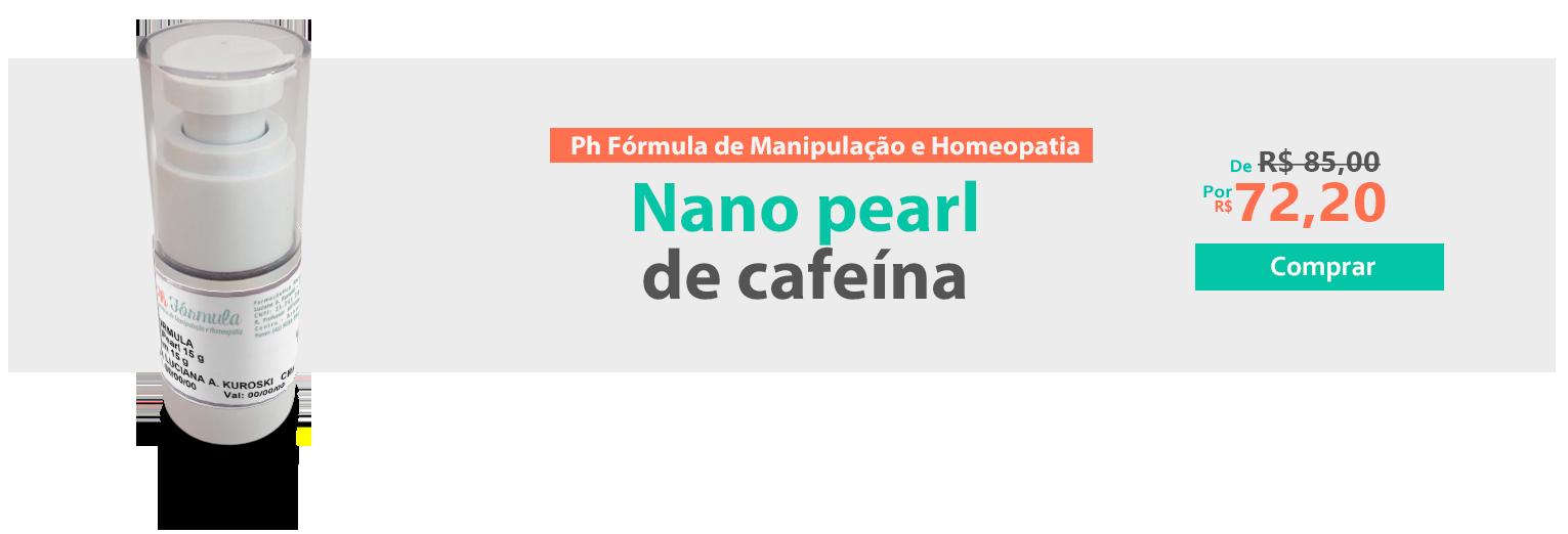 NANO PEARL DE CAFEINA