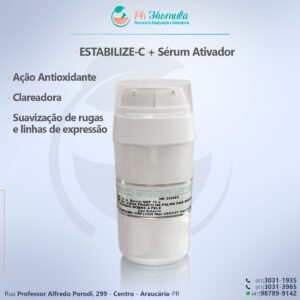 Estabilize-C + Sérum Ativador